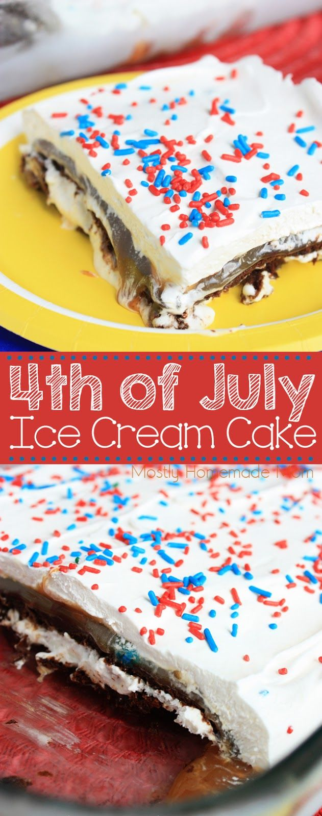 july 4th ice cream recipe