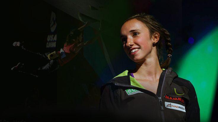Юлианна Вурм стала Чемпионкой Мира в боулдеринге в 2014 г. Небольшое интервью, о том, как она начинала и продолжает лазить!  #rockclimber #rockclimbing #climb #climber #climbing #bouldering #julianewurm #wurm #соревнования #скалолаз #скалолазание #скалодром #ЮлианнаВурм #Вурм