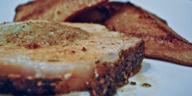 El lomo de cerdo es delicioso si se combina con sabores dulces, prueba esta receta que te encantará.