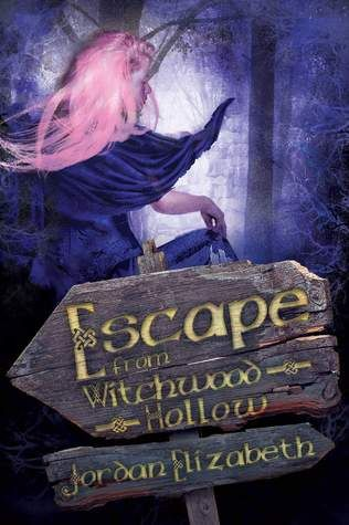 A.B. Shepherd: Are the woods really haunted? Escape from Witchwood Hollow by Jordan Elizabeth #amreading #mondayblogs