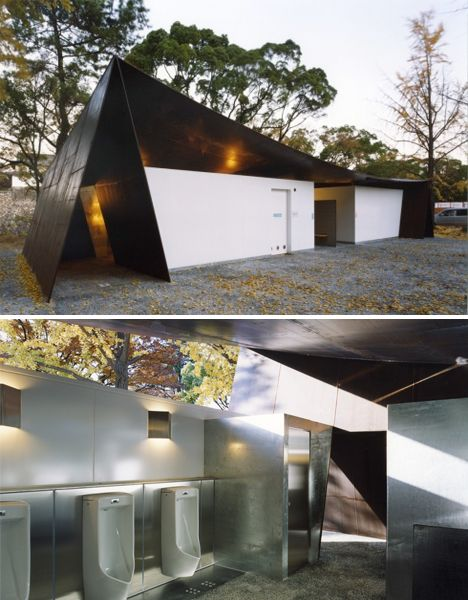 Rad Restroom Designs: 15 Actually-Awesome Public Potties
