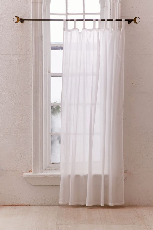 Sheer Voile Window Curtain Curtains Window Curtains Sheer