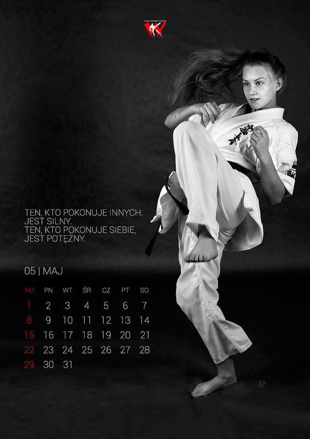 Iza Rams photography - Karate Club Calendar 2016