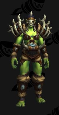 War Mill WoW Mail Transmog Sets Some of the best World of Warcraft Horde pics