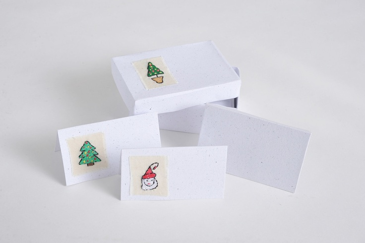Christmas Cards - The Association for the Protection of the Environment, Egypt - $19.99 per box of 10