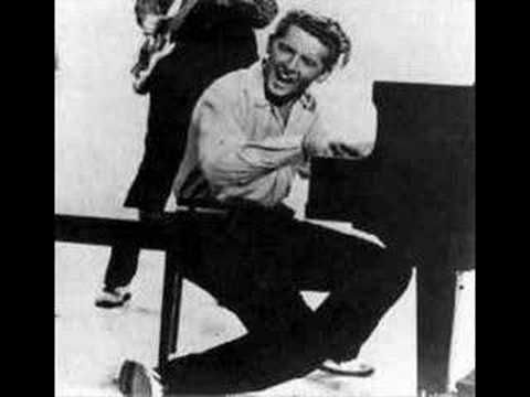 """Lewis Boogie"" - Jerry Lee Lewis, live 1958. King's favorite Lewis song."