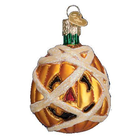 halloween ornaments glass