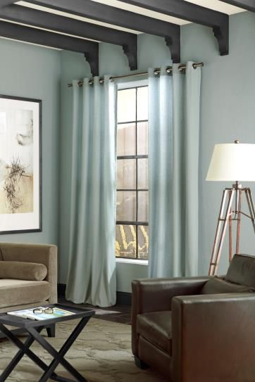 Upgrade your home with beautiful custom window panels our budget blinds style consultants will measure and design your new look for free