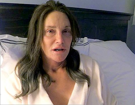 What Now?! Caitlyn Jenner doesn't feel like a woman!   From best-facts