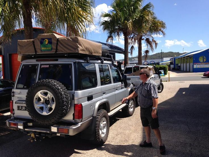 Basket Roof Rack Australia