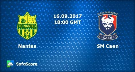 watch sports live stream free | Ligue 1 | Nantes Vs. SM Caen | Livestream | 16-09-2017