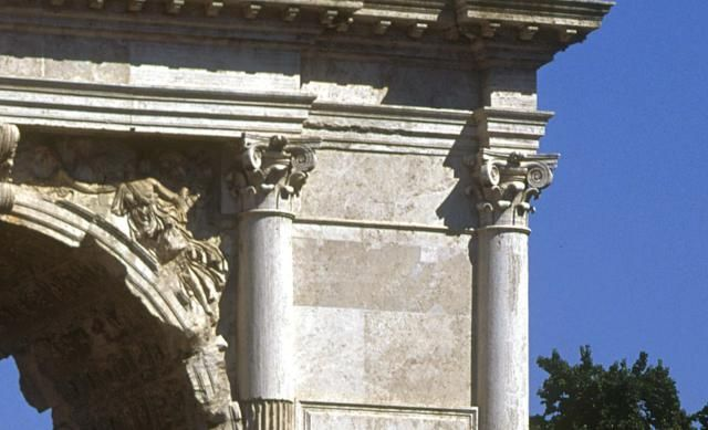 What is a Composite Column? Roman Architecture