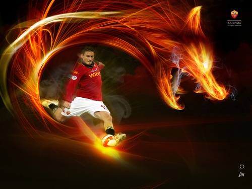25+ best images about As Roma Wallpapers on Pinterest ...