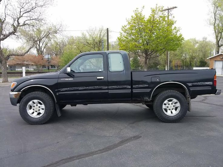 1997 Toyota Tacoma SR5 $5,999 | ksl.com