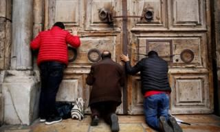Jerusalem: Christianity's 'holiest site' closed in protest Latest News