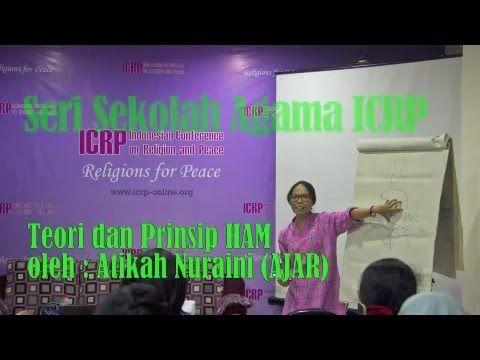 Teori dan Prinsip HAM (Seri Sekolah Agama ICRP) - YouTube