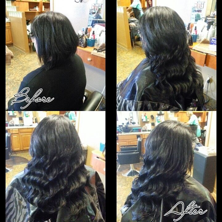 Micro Link Hair Extensions Hair extensions, Microlink
