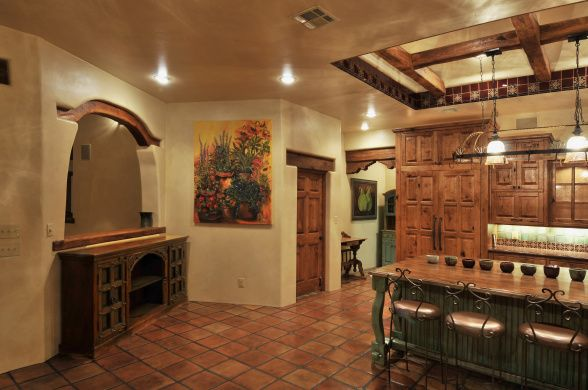 southwest kitchen design 47 best saltillo tile design ideas images on 2411