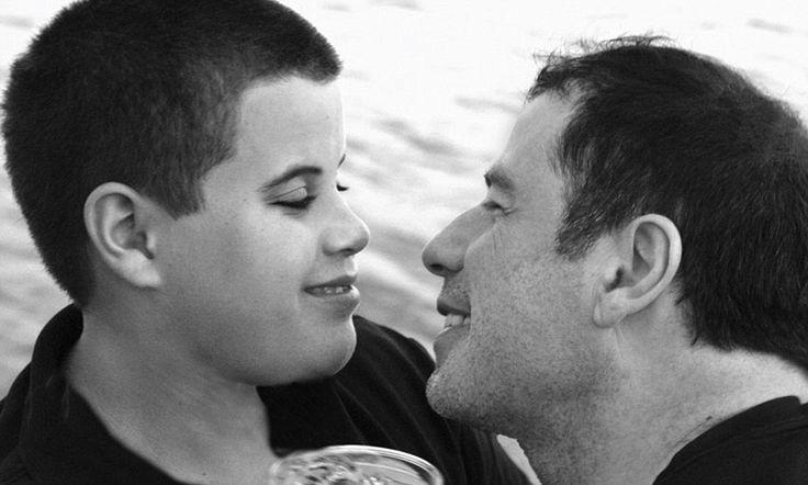 John Travolta reveals son death was 'worst thing ever'..Tears! =(