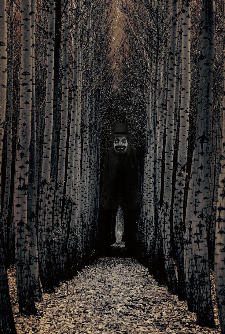 Babadook film concept art