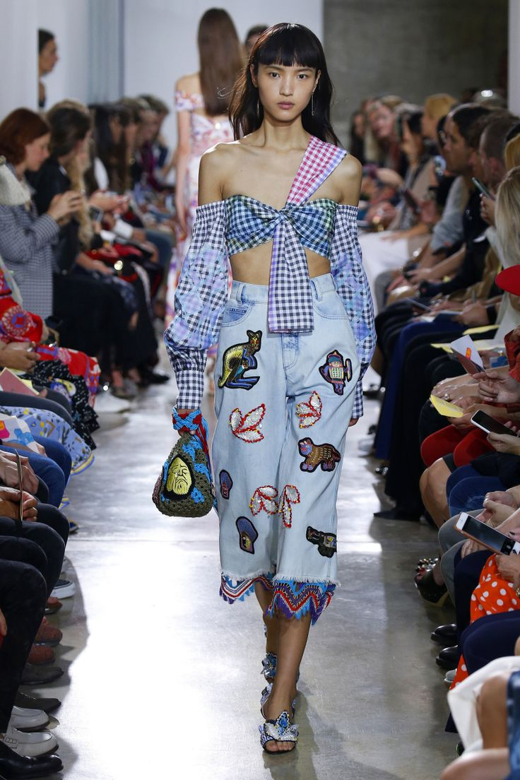 Peter Pilotto | Ready-to-Wear Spring 2017 | Look 16
