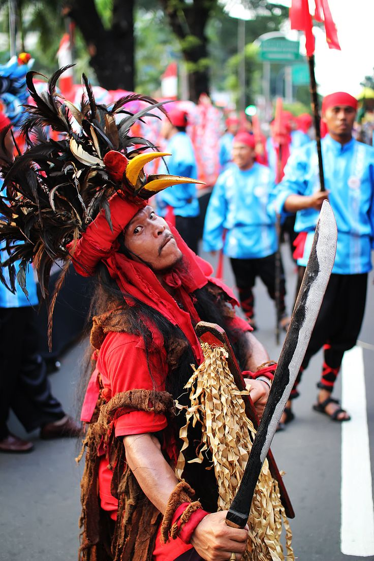 Waraney, Warrior Manado, Minahasa People by dansmant.deviantart.com on @DeviantArt