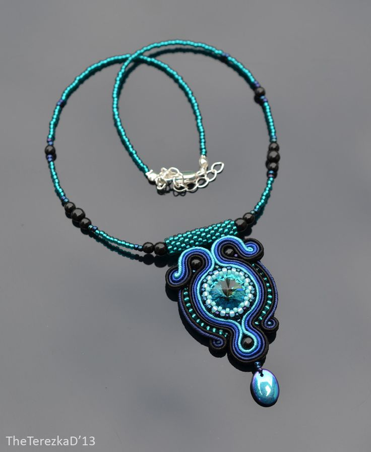 One thousand and one nights - necklace - TheTerezkaD