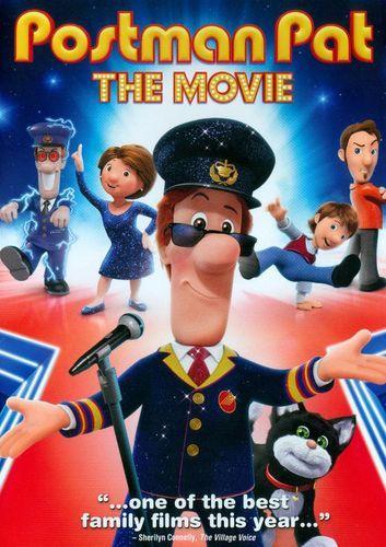 Postman Pat: The Movie [DVD] [2014]
