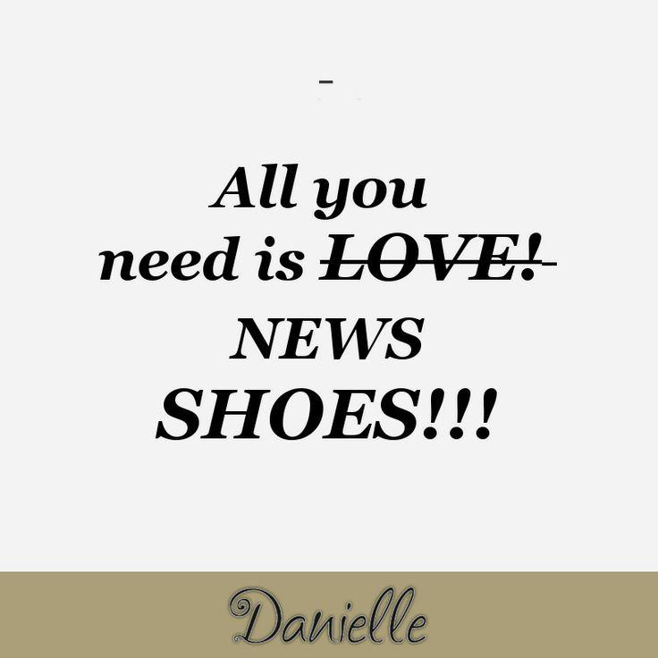 Il vero #amore? Quello tra una #donna e le sue #scarpe!!!