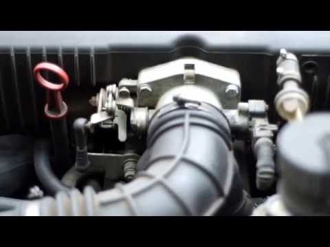 BMW 520i E34 Engine Start
