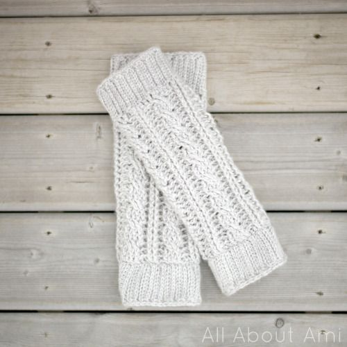 free pattern and tutorial!  Love these!!!
