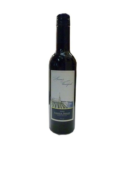 Anna's Vineyard liqueur Shiraz - #KingsFineFood - A gorgeous rich organic #dessertwine, Anna's Vineyard liqueur #Shiraz has a succulent #honey and sweet #cherry aroma with a long #liquorice finish. The Shiraz displays great smoothness and balance, making the wine extremely gratifying.