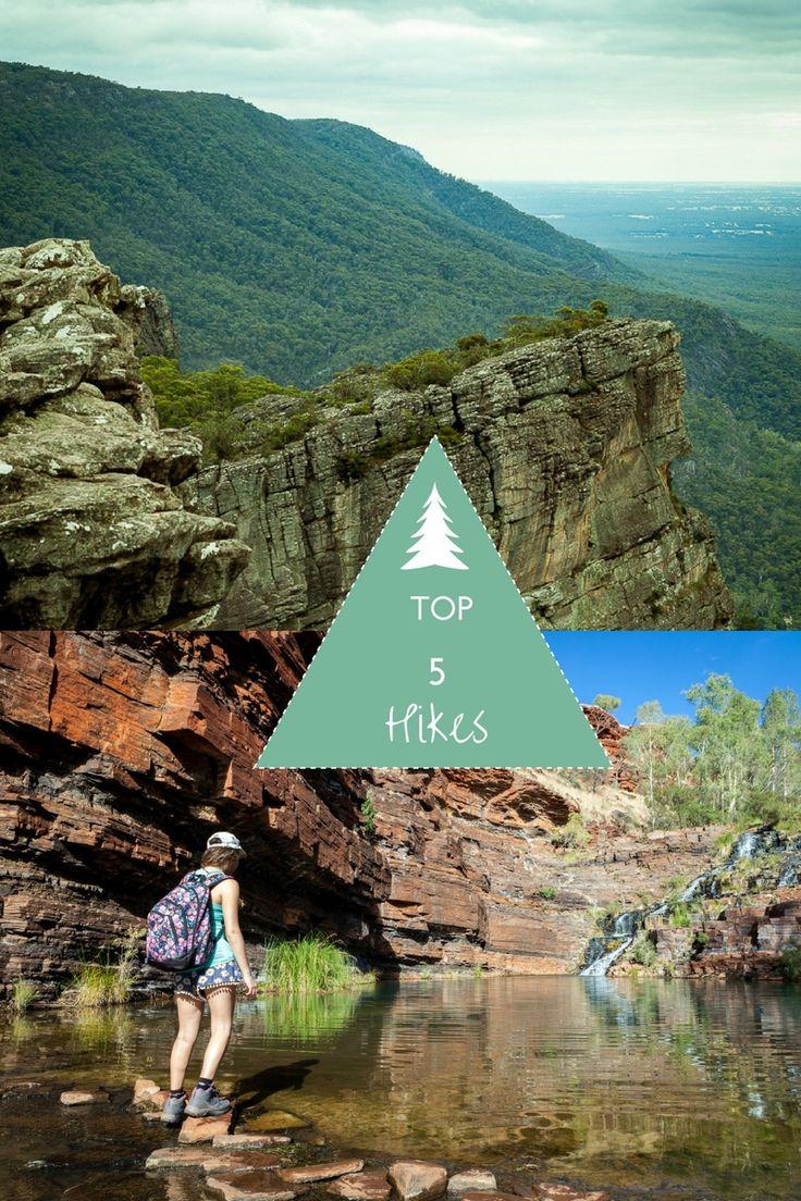 Our favourite hikes so far: top 5. Bali, Australia, New Zealand. Travel Photography. Around the world.