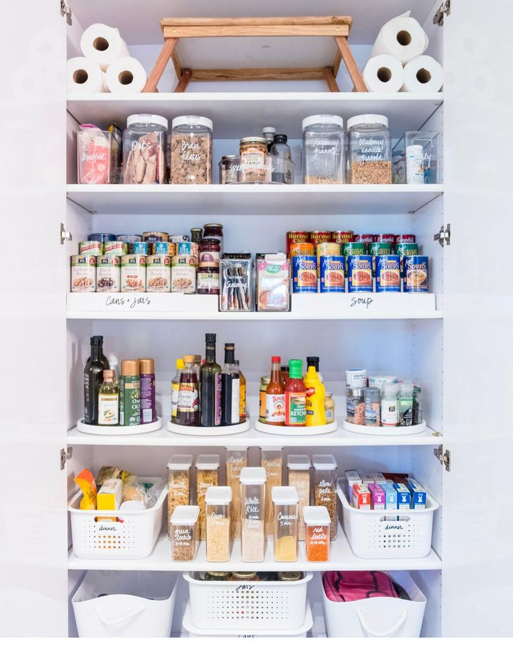 pin by mamarrific on home organization the home edit kitchen organization pantry small on kitchen organization no pantry id=50278