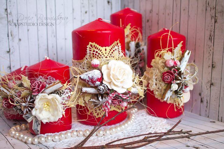 Шикарные свечи