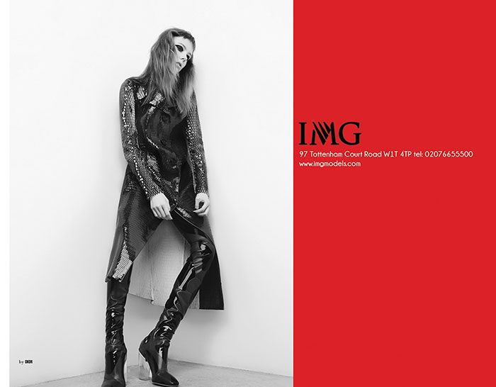 IMG London S/S 2016 Show Package