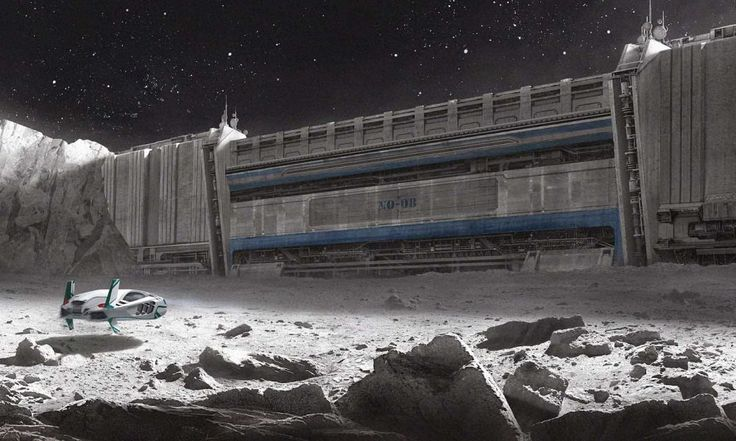 Declassified documents reveal Project Horizon: The Lunar Outpost of the US Army