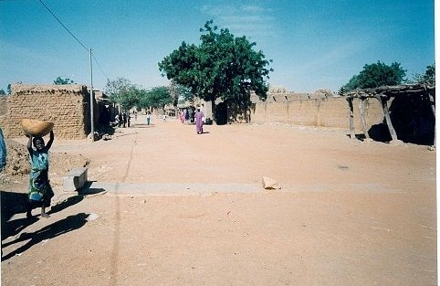 Many years ago, I lived in Mali. The desert captured my heart.