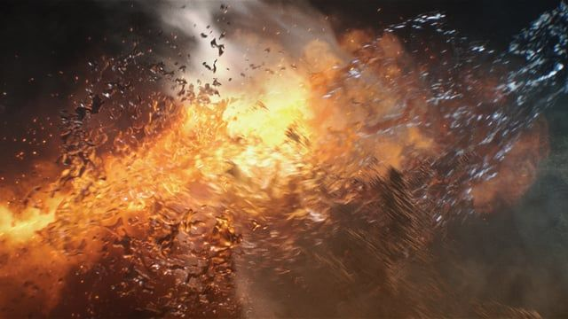 Imagine. Fire, Water, Earth and Air.  Four elements, driven by the energy and rhythm of nature, emerging into something new.  FMX2017 Official Trailer   _____________    CREDITS:  Director: Adrian Meyer  Cinematography: Dominik Moos  Sounddesign: Jascha Viehl, Moritz Drath  Visual Effects: David Bellenbaum, Matthias Heim  Executive Producer: Lena-Carolin Lohfink  Actor/ Protagonist: Momo Sanno, Annika Hakala, Pingting Zang, Yamil Ray  Storyboard / Choreography: Julie Boehm  Visual Effects…