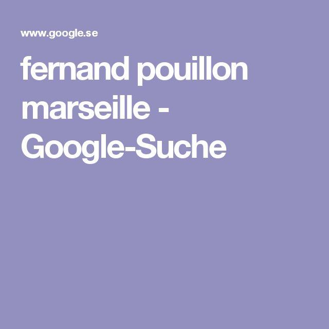 fernand pouillon marseille - Google-Suche