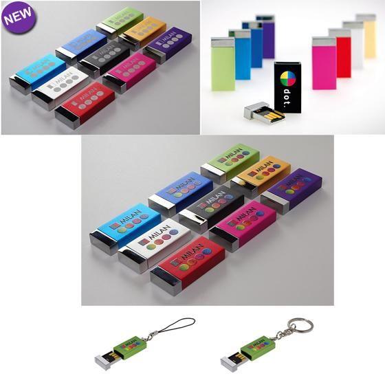 Clé USB publicitaire Milan Cadeau d'affaire Cadeau d'entreprise