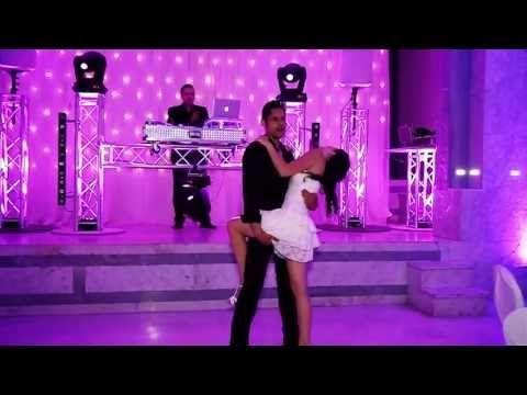 Salsa Wedding First Dance - Ouverture de bal mariage - YouTube