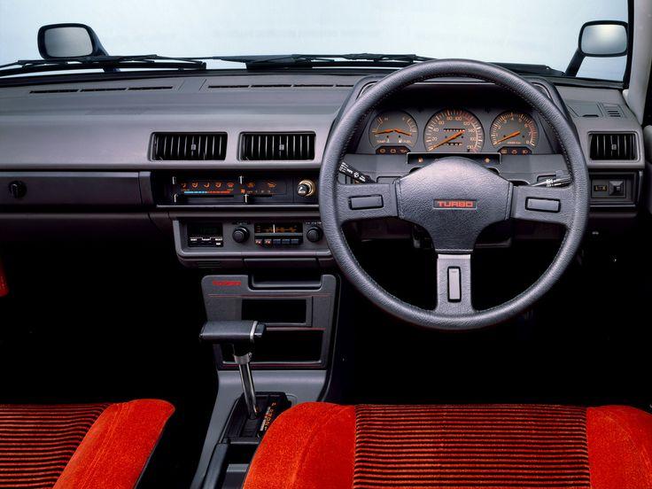 1982 Nissan Sunny Turbo