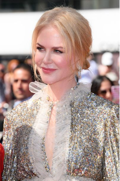 Nicola Kidman | Cannes 2017 Red-Carpet Beauty | British Vogue