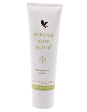 Forever Aloe Scrub | Forever Living Products Scandinavia AB