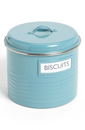 ... Kitchen Large' Enameled Storage Canister available at #Nordstrom - for