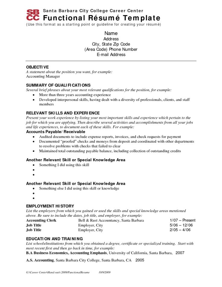 whats a good resume title