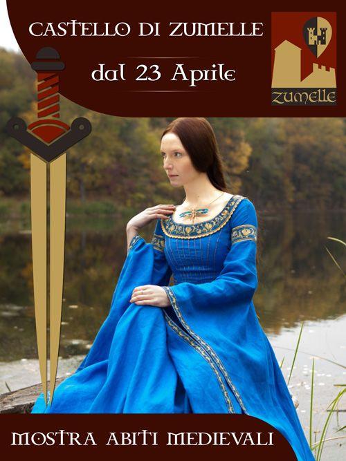 Galleria Medievale: Moda al Castello di Zumelle (BL)