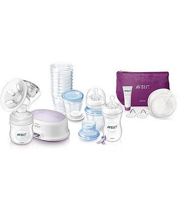 Philips AVENT Breastfeeding Support Kit