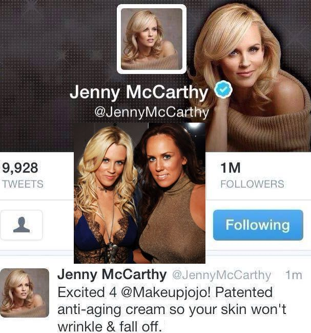 I LOVE Jenny McCarthy from The View gave our #Nerium Age-Defying botanical to the entire audience. BUT WAIT... this is what I LOVE even more. She shared Nerium with her SISTER Joanne McCarthy (JoJo) who became a Brand partner with Nerium!  Jennifer & Joanne know a good thing with they see it! Now is your chance to order your #SkinCare secret to the stars & get your $30 pref customer discount http://yourrealresults.neriumproducts.com/  #LiveHappy #WrinkleFree